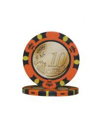 Euro Design Chip 10 Cent