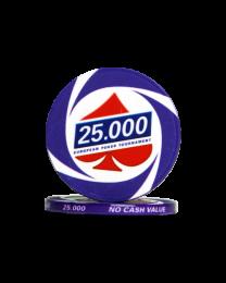European Poker Tournament II Chips 25.000