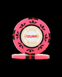 James Bond casinochips $25000