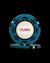 Poker Chips Casino Royale $5000