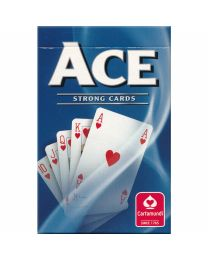 ACE Strong Playing Cards Blue