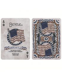 Bicyclecards American Flag