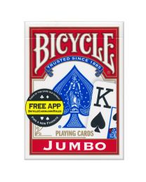 Bicycle cards jumbo index