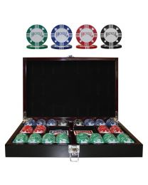Bicycle Premium Masters Poker Set