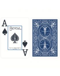 Plastic Playing Cards Bicycle Prestige Blue