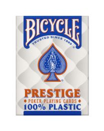 Bicycle Prestige Poker Playing Cards Plastic