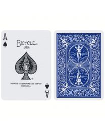 Bicycle Poker Deck Rider Back Blue