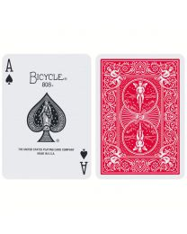 Bicycle Playing Cards Standard Index Red