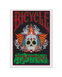 Bicycle Tattoo Deck
