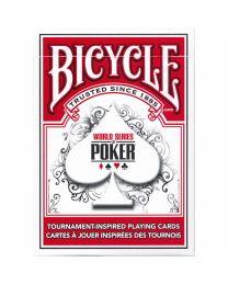 Bicycle World Series of Poker speelkaarten