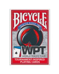 Bicycle WPT playing cards