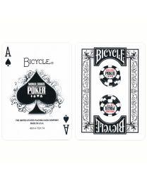 Bicycle WSOP playing cards black