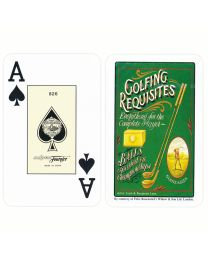 Fournier Bridge Playing Cards Golf
