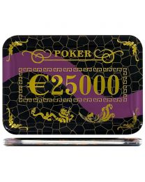 High Stakes Poker Plaque €25000