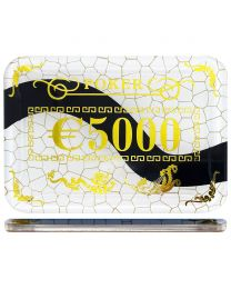 High Stakes Poker Plaque €5000