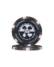 Chips Pro Poker 100