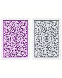 COPAG 1546 Double Deck Purple & Gray