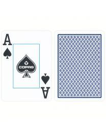 Poker Cards Copag Jumbo Face blue
