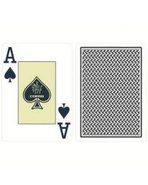 COPAG Texas Holdem cards blue