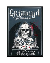 Death Game playing cards