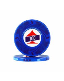 European Poker Chips Tournament 100