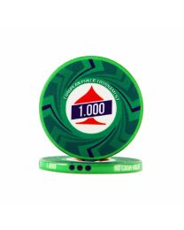 European Poker Chips Tournament 1,000