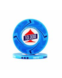 European Poker Chips Tournament 10,000