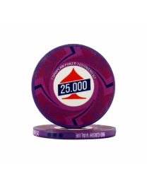European Poker Chips Tournament 25,000