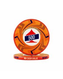 European Poker Chips Tournament 500