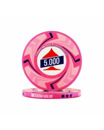 European Poker Chips Tournament 5,000