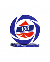 European Poker Tournament II Chips 100