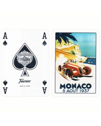 Fournier Monaco Gran Prix Bridge Playing Cards