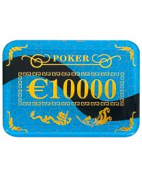 High Stakes Poker Plaque €10000