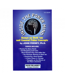 Poker Literature Inside The Poker Mind