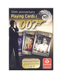 James Bond gold card
