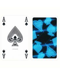 Joker Playing Cards Cartamundi blue
