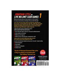Jonathan Little on Live No-Limit Cash Games 1