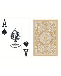 KEM Playing Cards Arrow Black and Gold