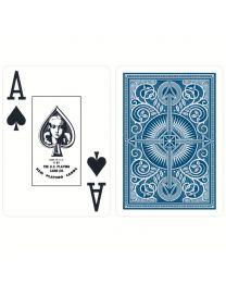 KEM Plastic Cards Blue