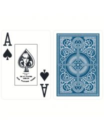 KEM Cards Arrow Blue and Red
