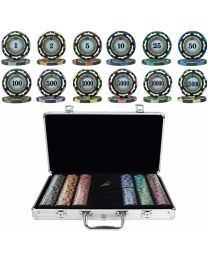 Poker Set Macao 300