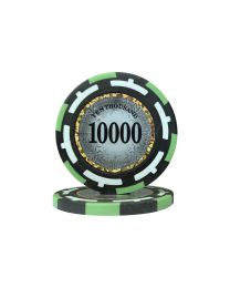 Macao Poker Chips 10,000