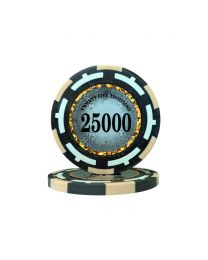 Macao Poker Chips 25,000