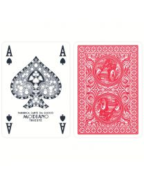 Modiano Playing Cards Golden Trophy Red