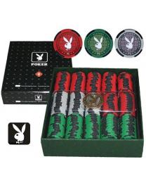 Playboy poker set 300