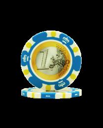 Euro Design Chip 1 Euro