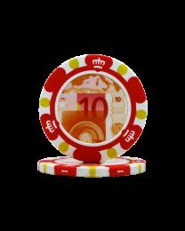 Euro Design Chip 10 Euro