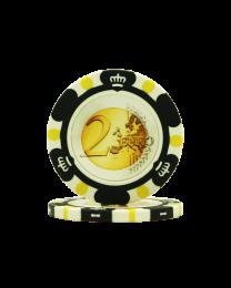Euro Design Chip 2 Euro