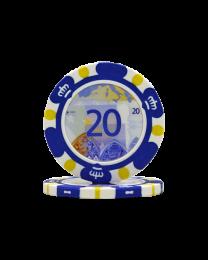 Euro Design Chip 20 Euro