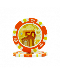 Euro Design Chip 50 Euro